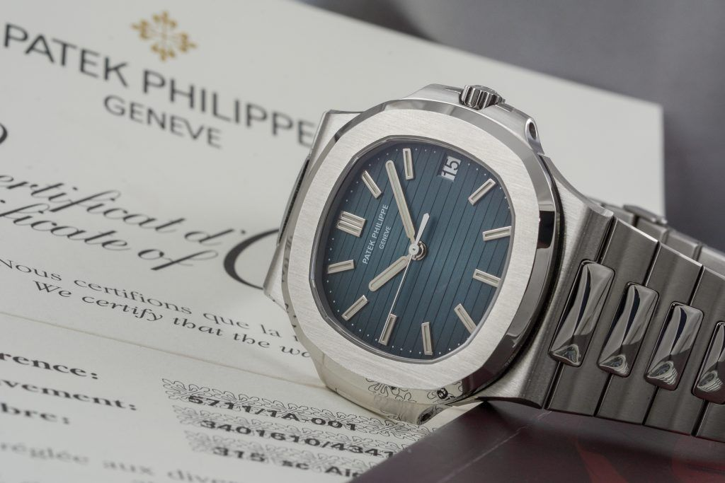 Luxify Patek Philippe 5711 Highlights Auktion Dr. Crott Auctioneers
