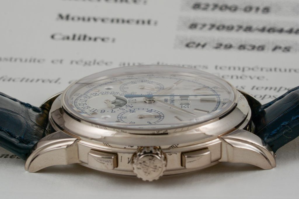 Luxify Patek Philippe 5270 Highlights Auktion Dr. Crott Auctioneers