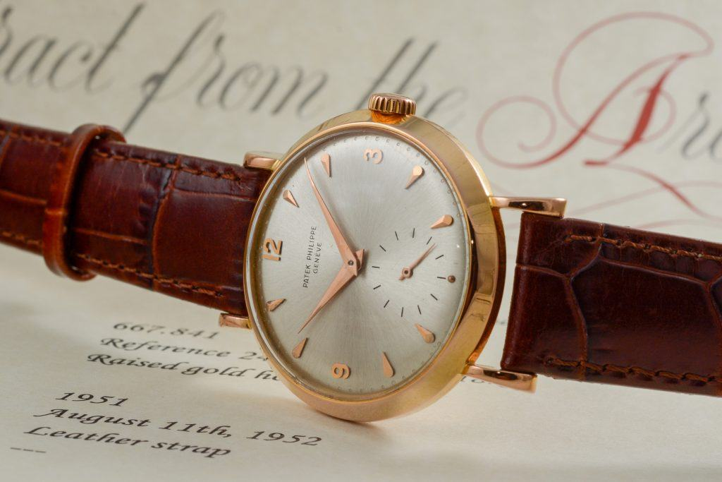 Luxify Patek Philippe 2459 Highlights Auktion Dr. Crott Auctioneers