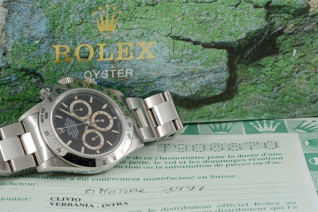 Luxify Vintage Rolex Daytona Day-Date Tru-Beat Milgauss Dr. Crott Auctioneers