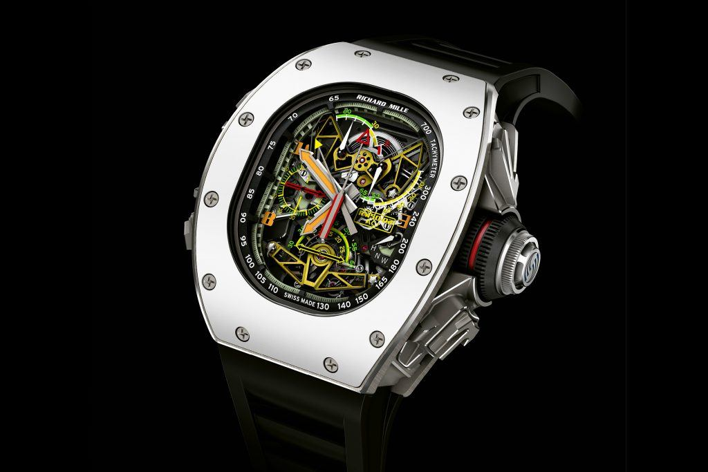 Luxify Review Richard Mille RM 50-02 ACJ Airbus Corporate Jets