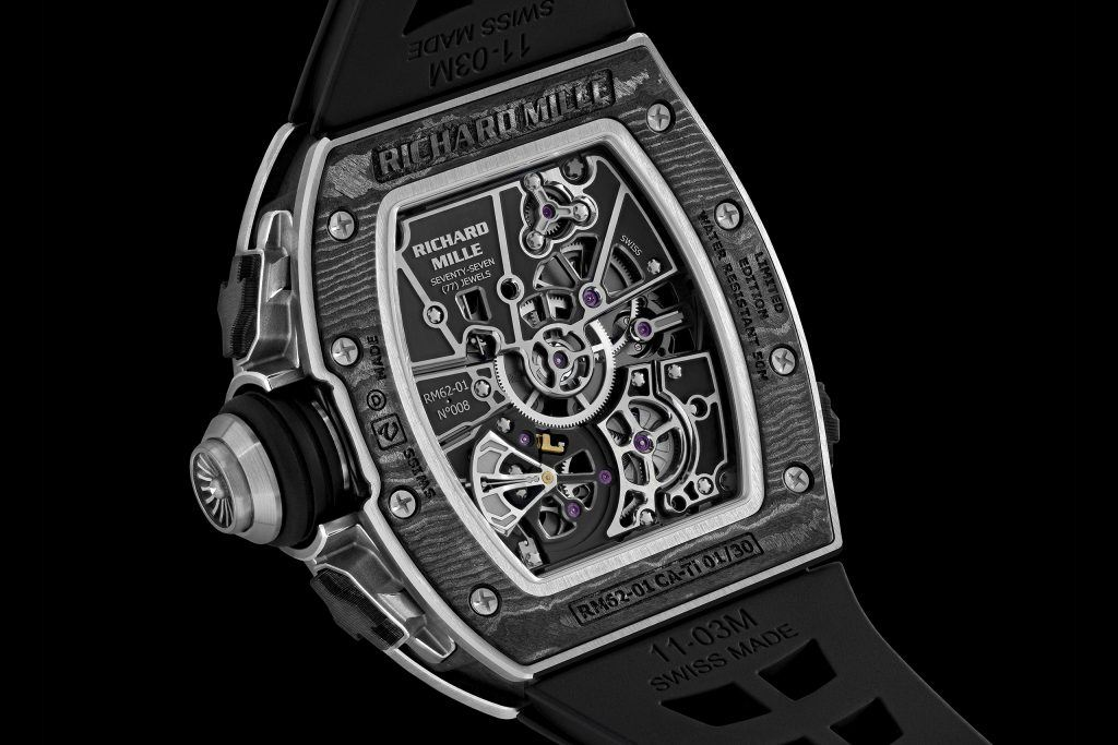 Luxify Review Richard Mille RM 62-01 ACJ Airbus Corporate Jets