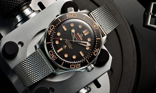"No Time to Die: James Bond's Omega Seamaster Diver 300M ""007 Edition"""
