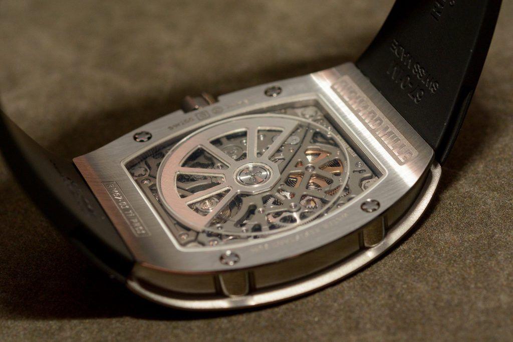 Luxify Top 5 begehrteste Uhren Richard Mille RM 67-01