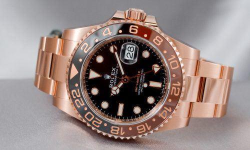 Rolex GMT-Master II 126715 CHNR: Goldene Zeiten
