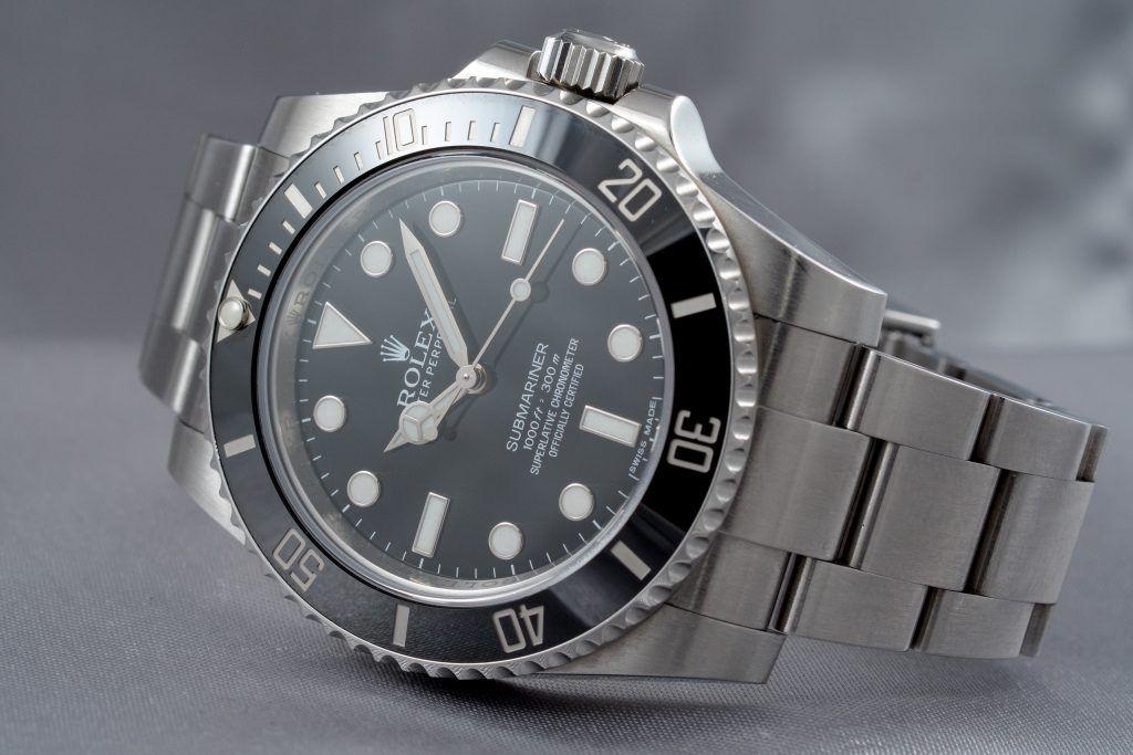 Rolex 114060 Preiserhöhung 1. Januar 2020