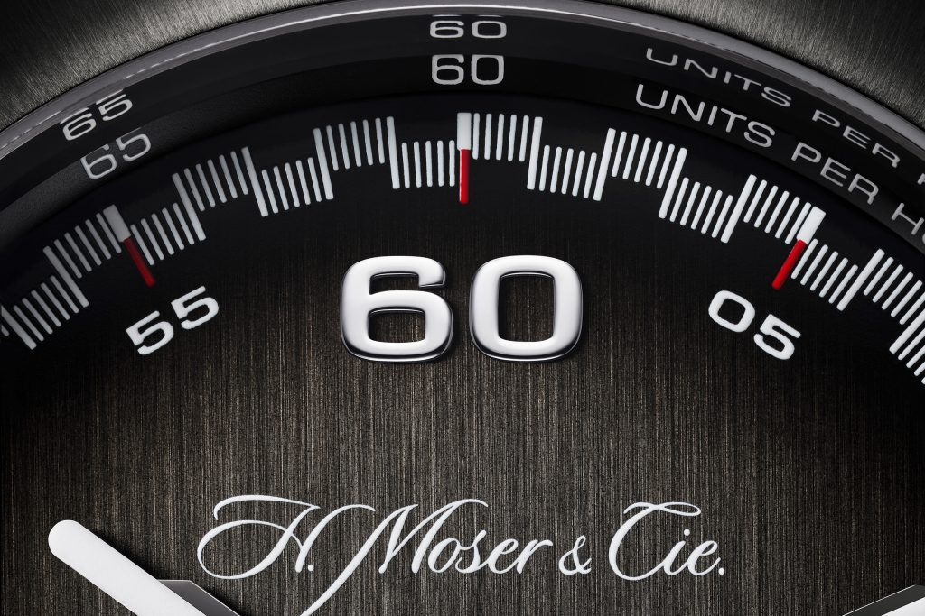 Luxify H. Moser & Cie. Streamliner Flyback Chronograph Automatic, Ref. 6902-1200