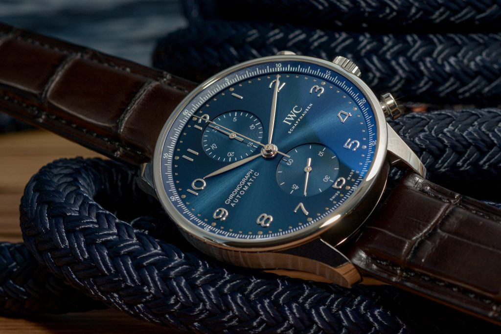 Luxify Review Hands-on IWC Portugieser Chronograph 3716 IW3716