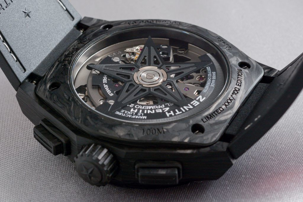 Luxify Review Zenith Defy 21 Carl Cox
