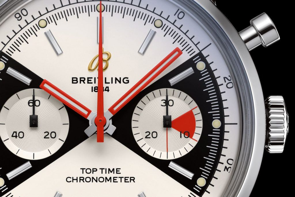 Luxify Review Breitling Top Time Limited Edition Zorro
