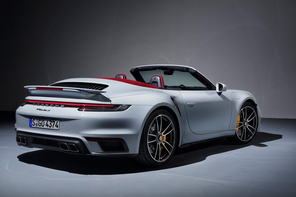 Luxify Review 2020 Porsche 911 Turbo S