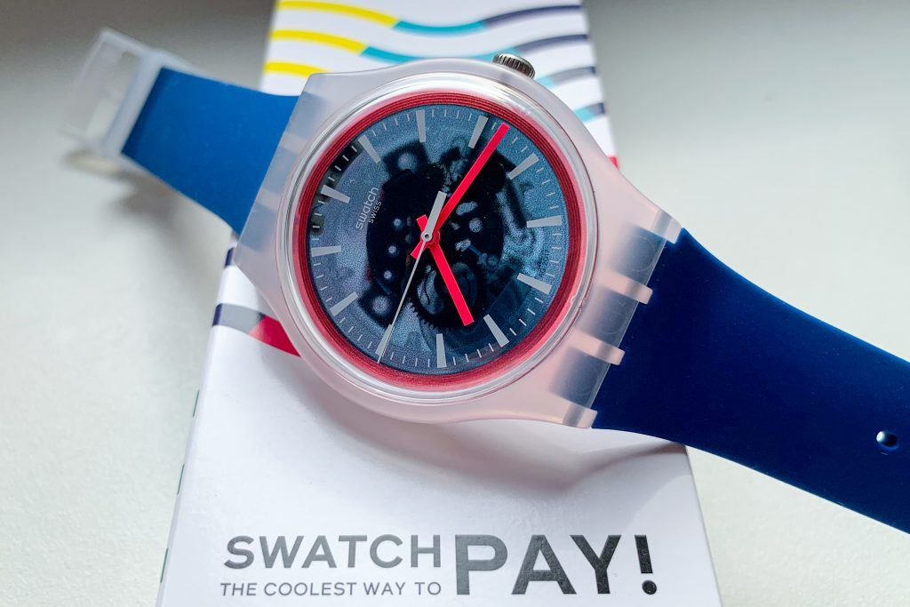 Luxify Review SwatchPay! Swatch Magic Pay