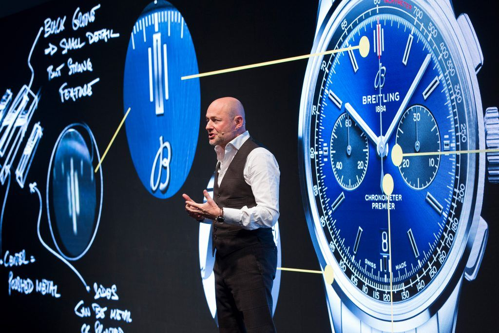 Luxify Interview Georges Kern CEO Breitling CoV-2 Crisis