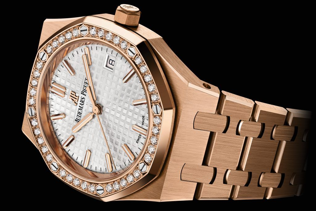Audemars Piguet Royal Oak Automatik 34mm, AP 77350 77351