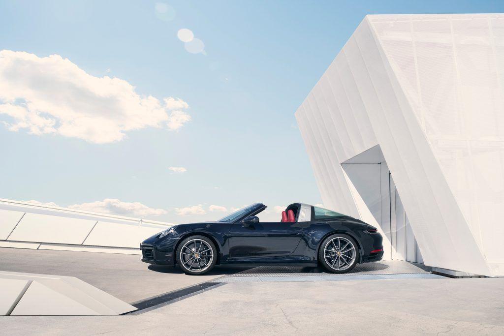 Luxify Preview 20202 Porsche 911 Targa 4 992 Targa 4S