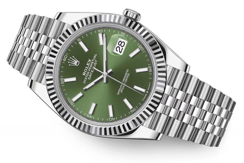 Luxify Rolex Neuheiten Novelties 2020 Datejust