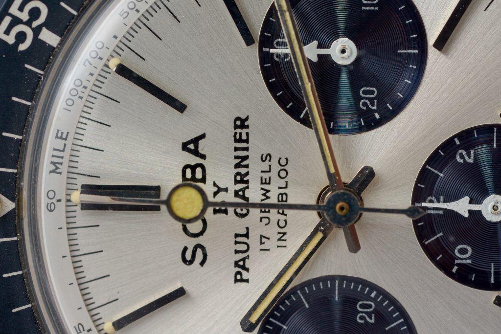 Luxify Review Vintage Chronographen Dr. Crott Auktion Garnier
