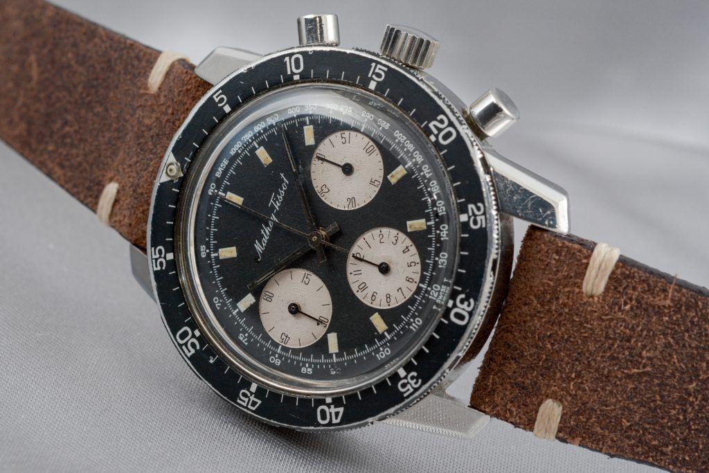 Luxify Review Vintage Chronographen Dr. Crott Auktion Tissot