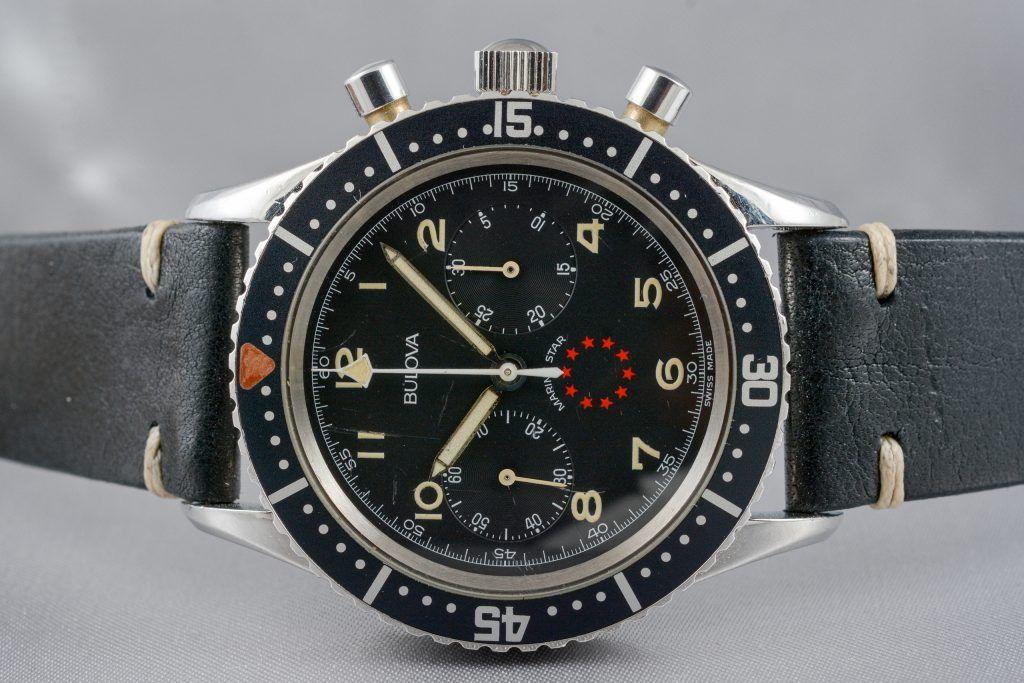 Luxify Review Vintage Chronographen Dr. Crott Auktion Bulova