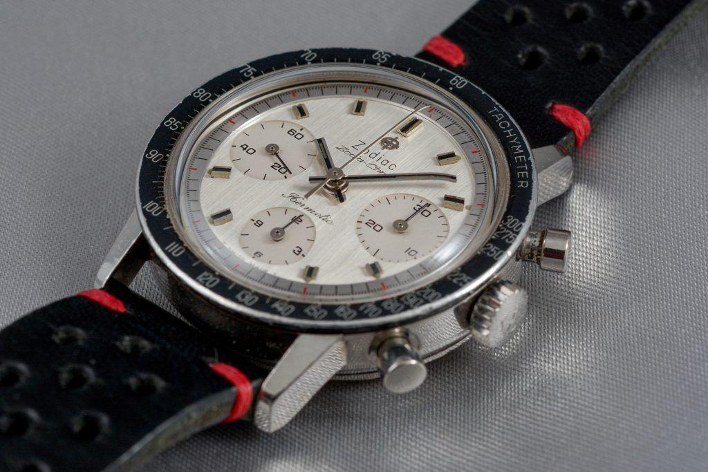 Luxify Review Vintage Chronographen Dr. Crott Auktion Zodiac