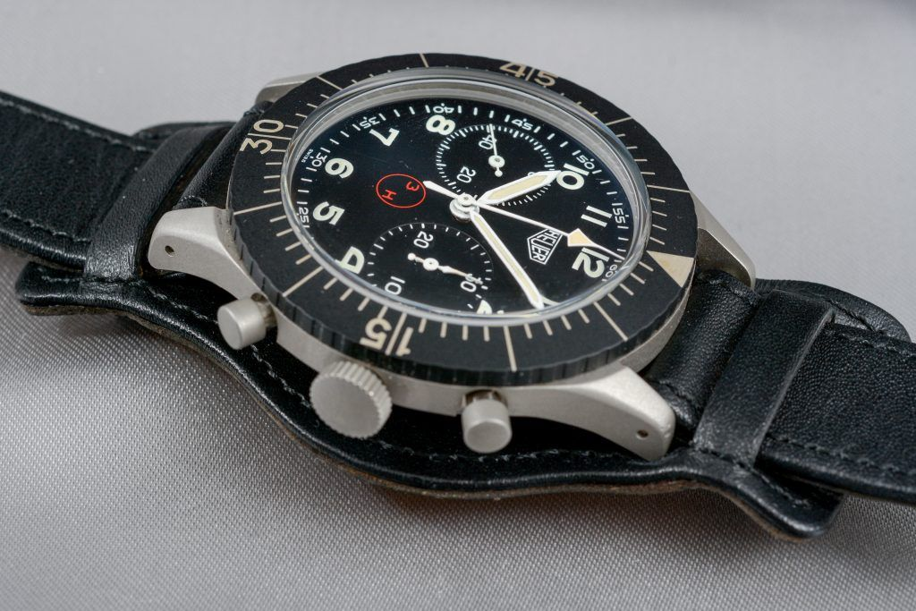 Luxify Review Vintage Heuer Chronographs Dr. Crott Auctioneers