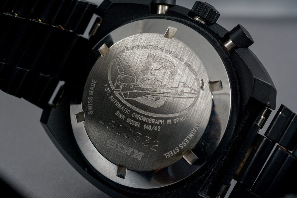 Luxify Review Vintage Chronographen Dr. Crott Auktion Sinn