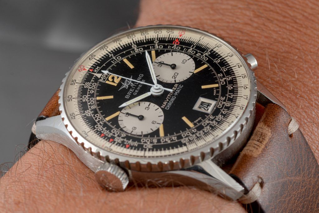 Luxify Review Vintage Breitling Chronographs Dr. Crott Auctioneers