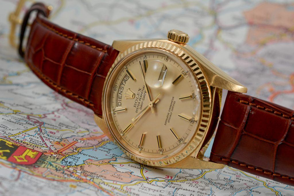 Luxify Review Vintage Rolex Dr. Crott Auctioneers