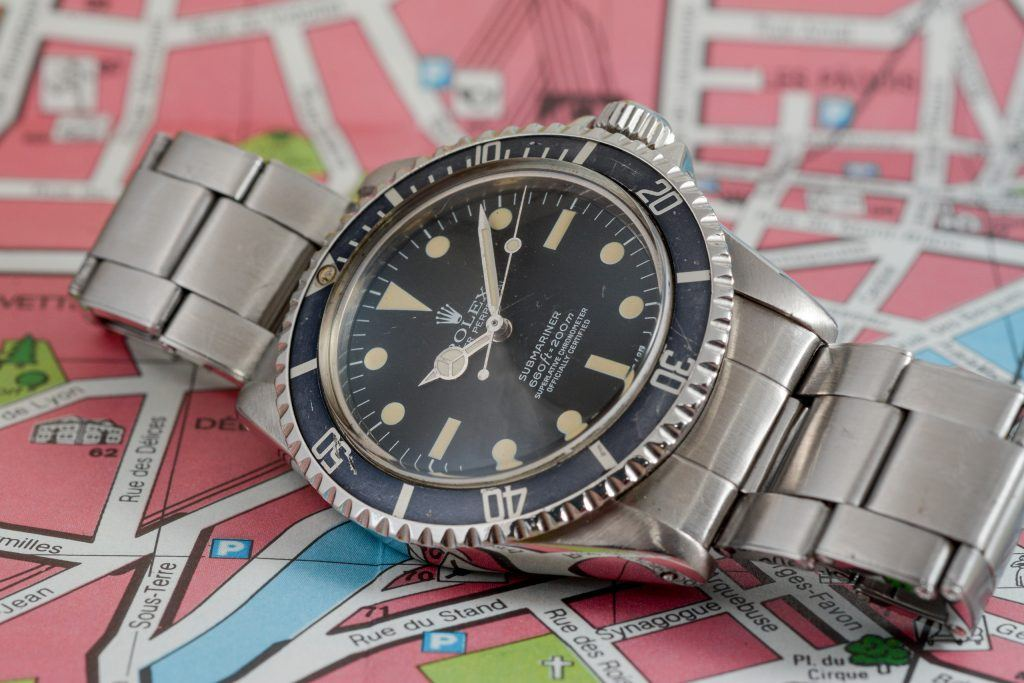 Luxify Review Rolex Submariner 5512 Dr. Crott Auctioneers