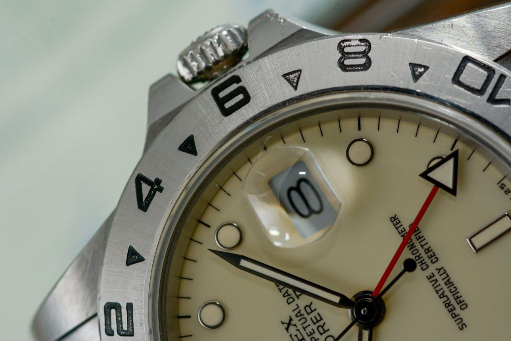 Luxify Review Rolex Explorer II 16550 Dr. Crott Auctioneers
