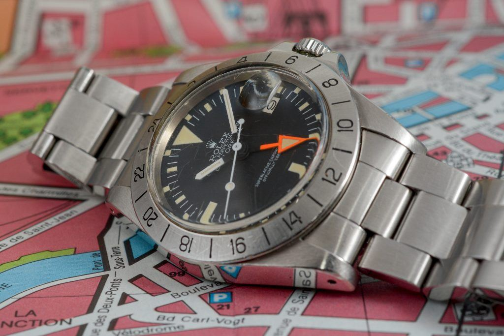 Luxify Review Rolex Explorer II 1655 Dr. Crott Auctioneers