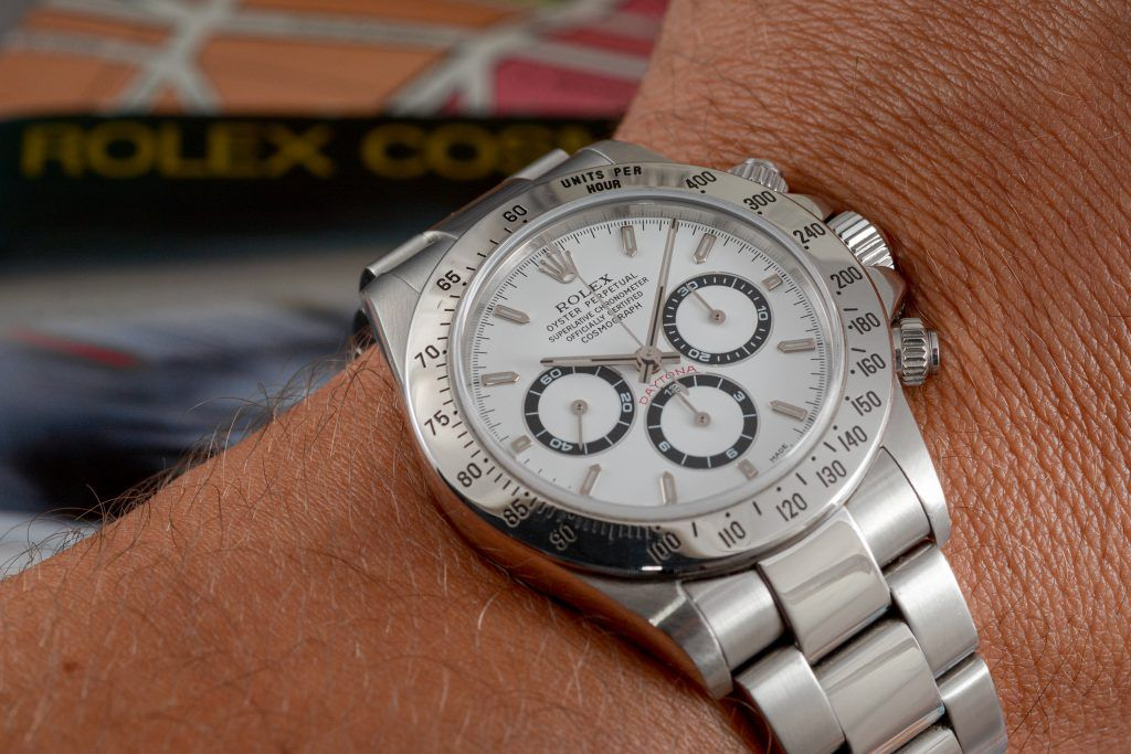 Luxify Review Rolex Daytona 16520 Dr. Crott Auctioneers