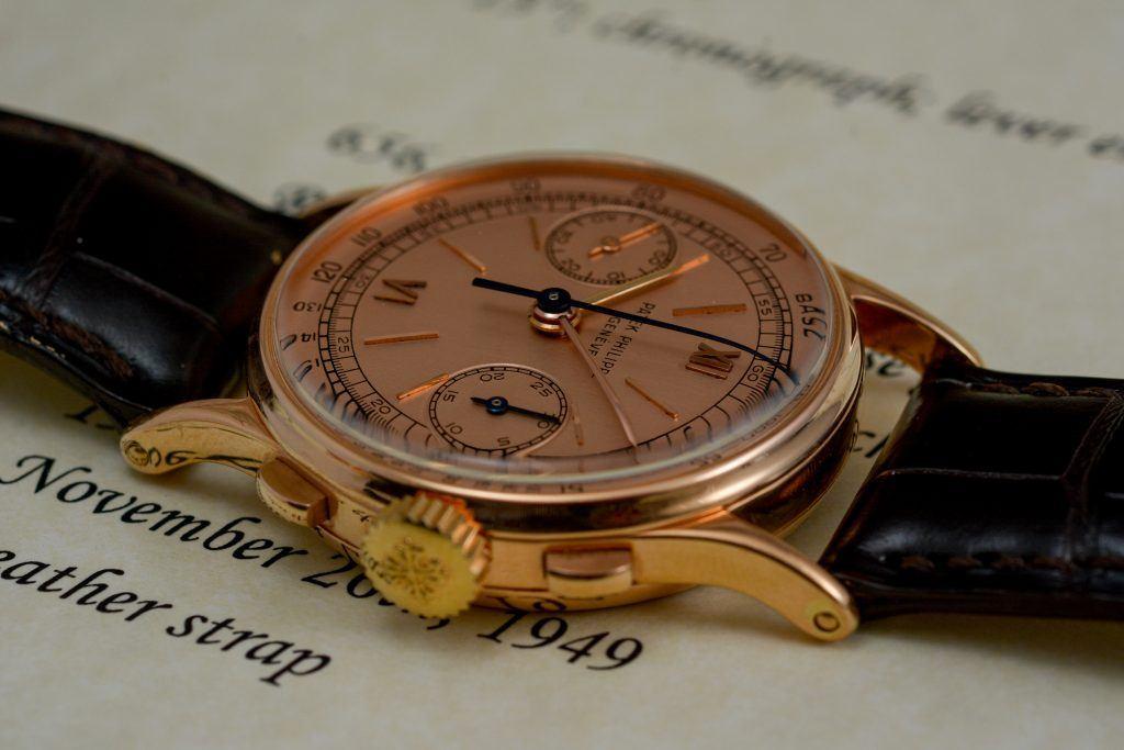 Luxify Patek Philippe 130 Dr. Crott Auktion Auction