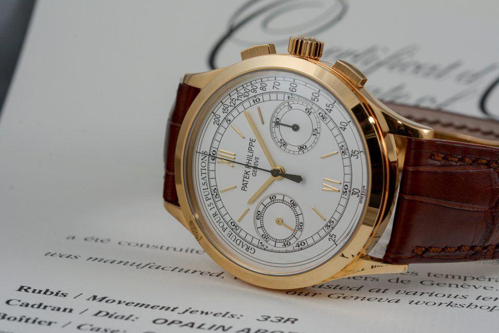 Luxify Patek Philippe 5170J Dr. Crott Auktion Auction