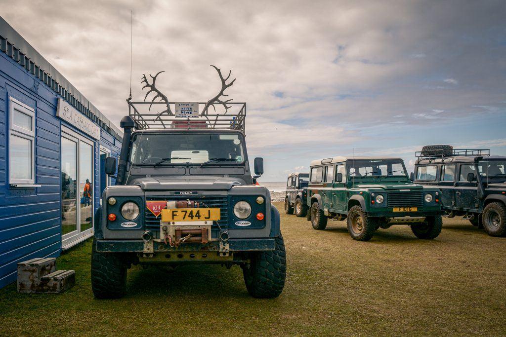 Luxify Reisebericht Land Rover Defender Falklandinseln