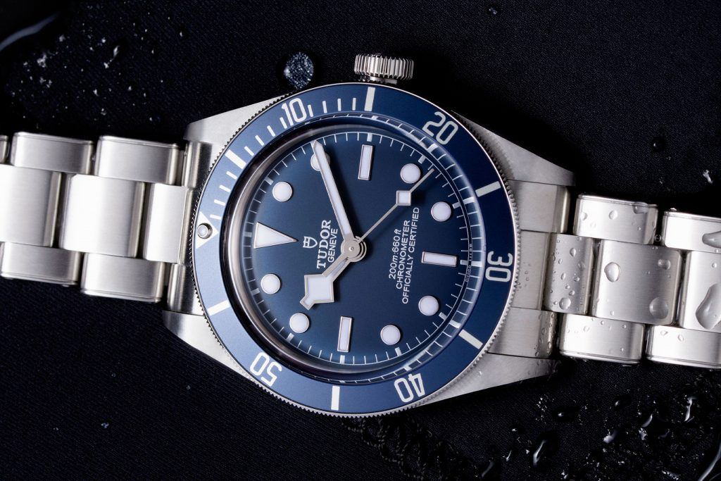 Luxify Tudor Black Bay Fifty-Eight Navy Blue