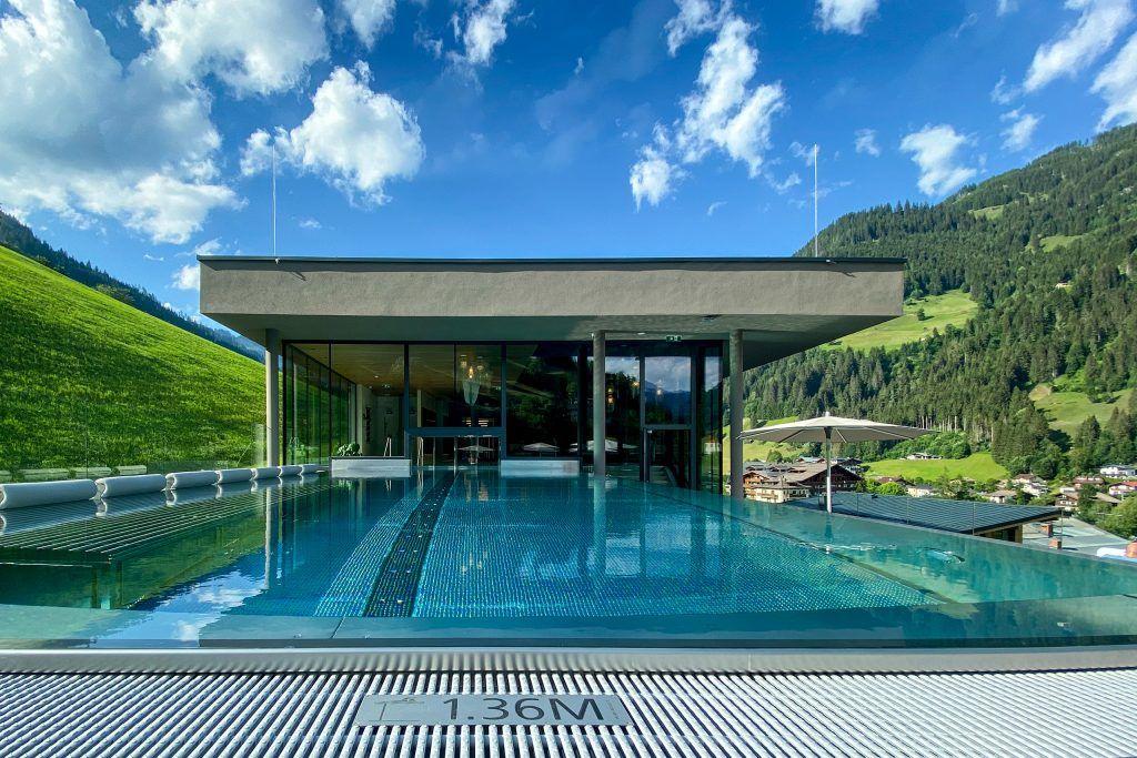 Luxify Review Hoteltest DAS EDELWEISS Salzburg Mountain Resort