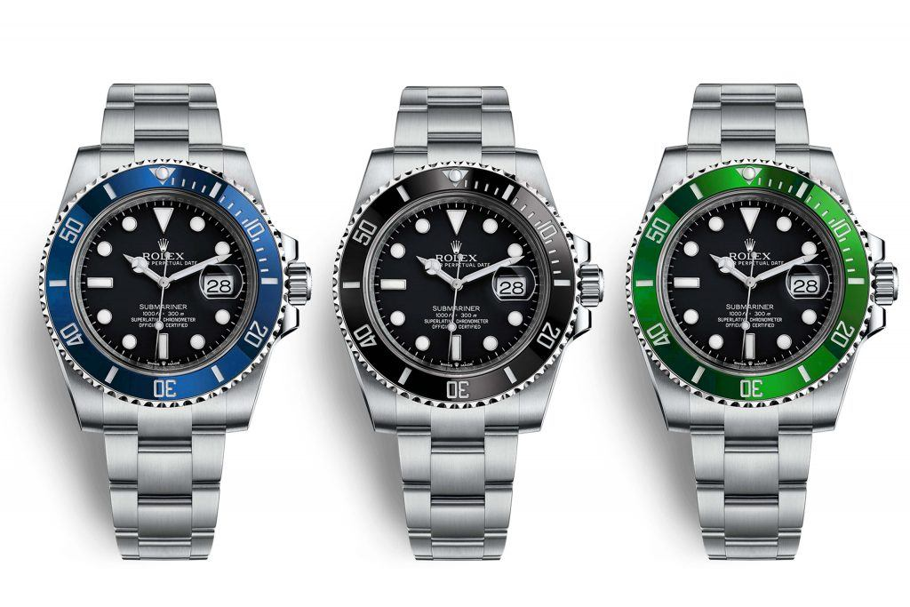 Luxify Rolex Submariner 2020 Novelties