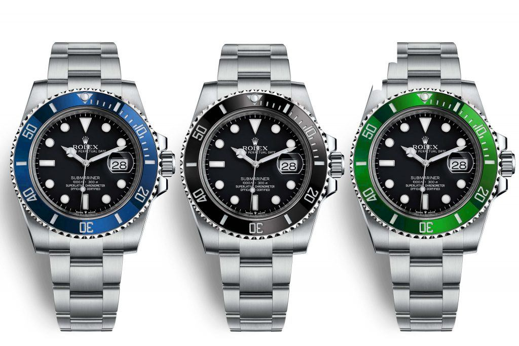 Luxify Prediction Rolex Submariner Novelties 2020