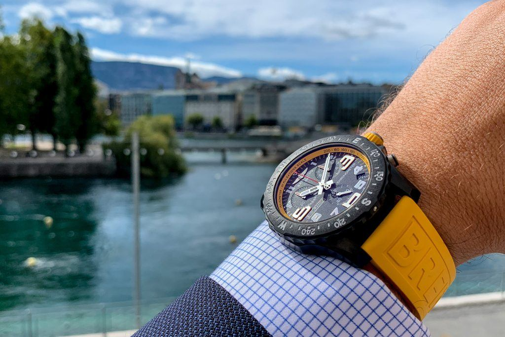 Luxify Review Hands-on Breitling Endurance Pro 2020