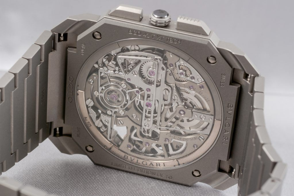Luxify Review Geneva Watch Days 2020 Bulgari Octo Finissimo Tourbillon Chronograph Skeleton Automatic