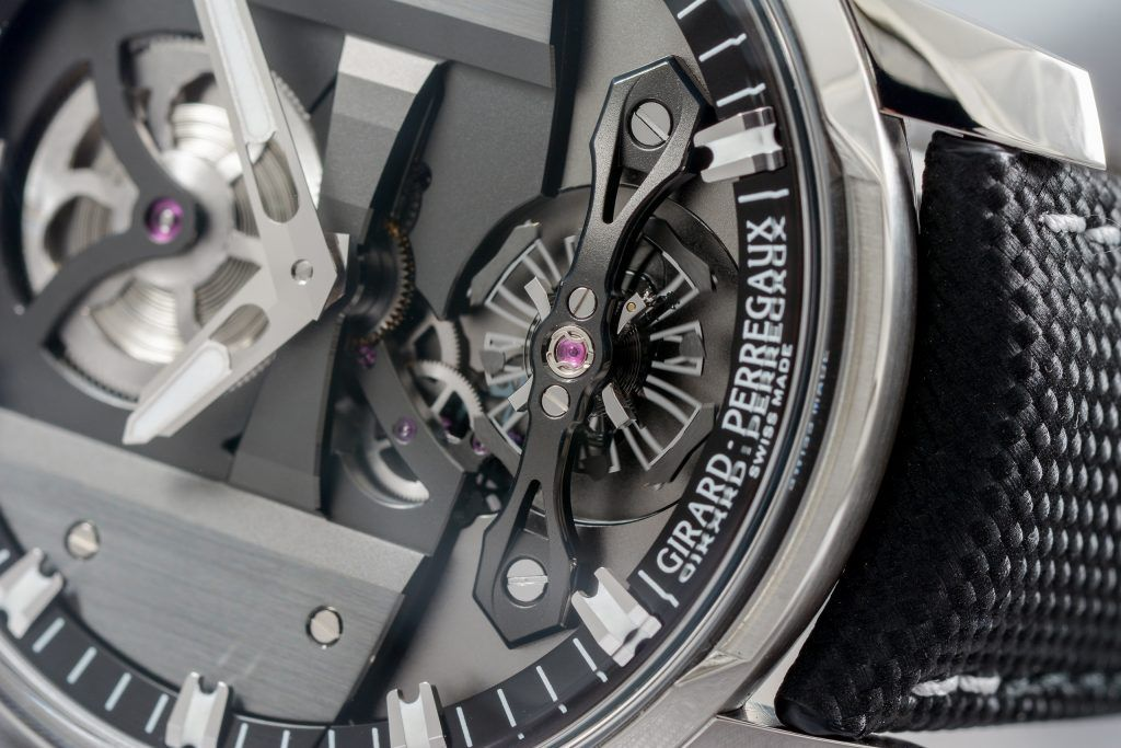 Luxify Review Geneva Watch Days 2020 Girard-Perregaux Free Bridge