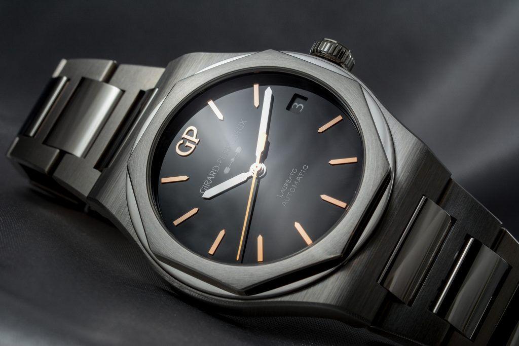 Luxify Review Geneva Watch Days 2020 Girard-Perregaux Laureato Infinity Edition