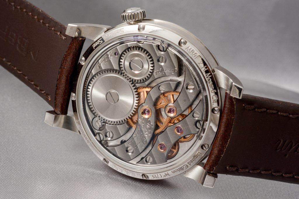 Luxify Review Geneva Watch Days 2020 MB&F x H. Moser LM101