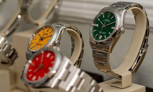 Review Rolex Oyster Perpetual: die Rückkehr der Stella Dials