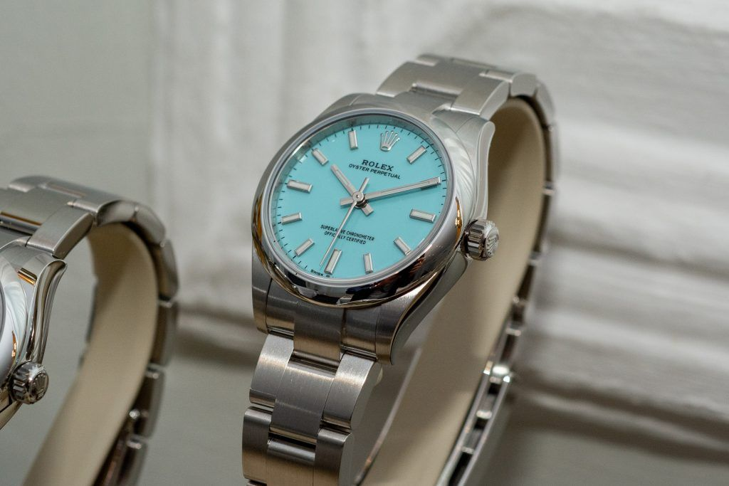 Luxify Review Hands-on Rolex Oyster Perpetual 41 36 Novelties 2020
