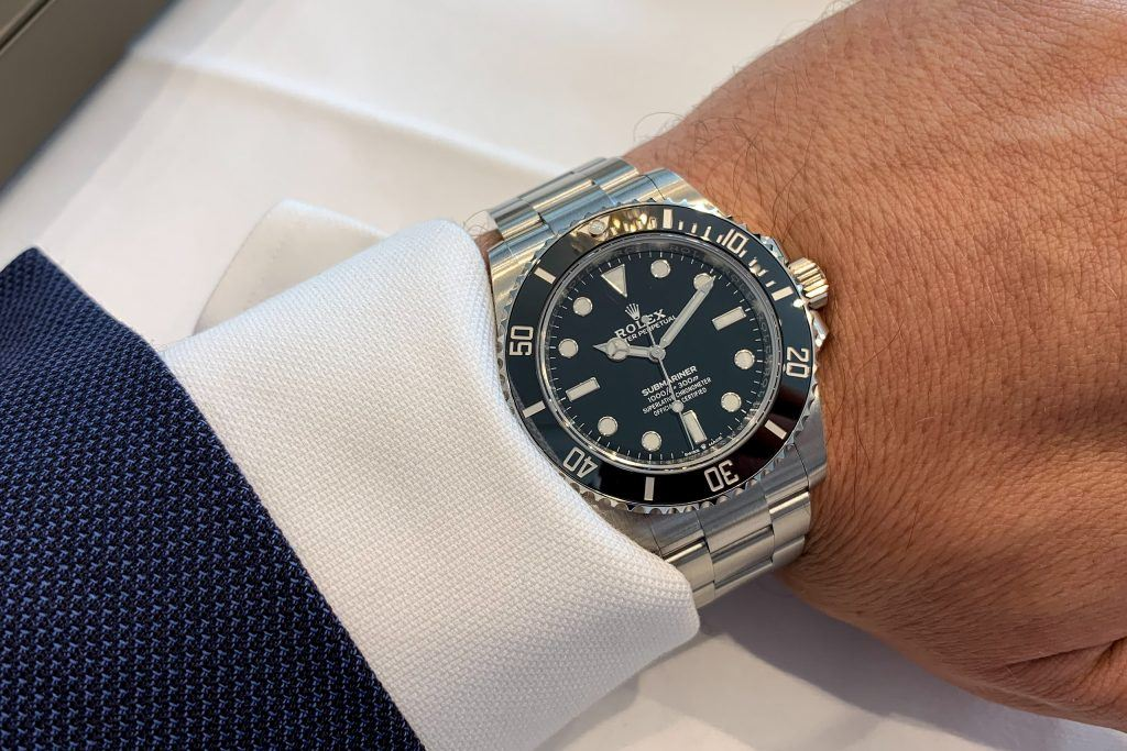 Luxify Review Hands-on Rolex Submariner Collection 2020
