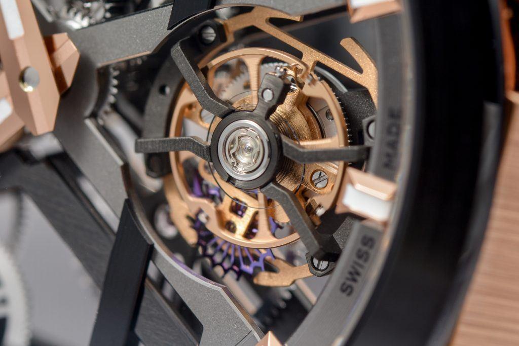Luxify Review Geneva Watch Days 2020 Ulysse Nardin Blast