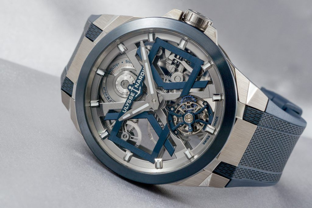 Luxify Review Geneva Watch Days 2020 Ulysse Nardin Blast