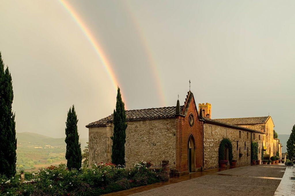 Luxify Review Belmond Castello di Casole Toskana Italien